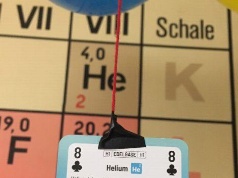 Element Helium