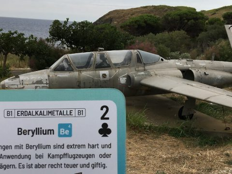 Beryllium_JAKLARO!