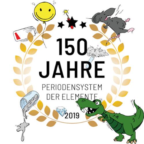150 Jahre Periodensystem Elemente